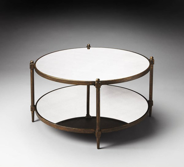 Butler Specialty Metalworks Nora Cocktail Table BSF-1148025