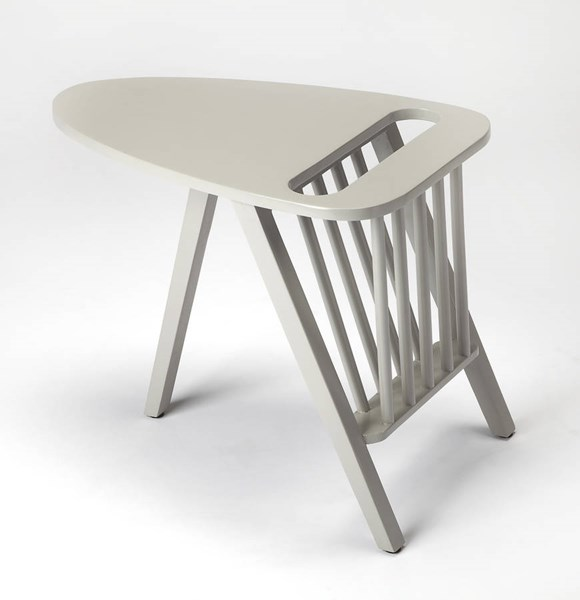 Butler Specialty Modern Expressions Gray Magazine Table BSF-1188266