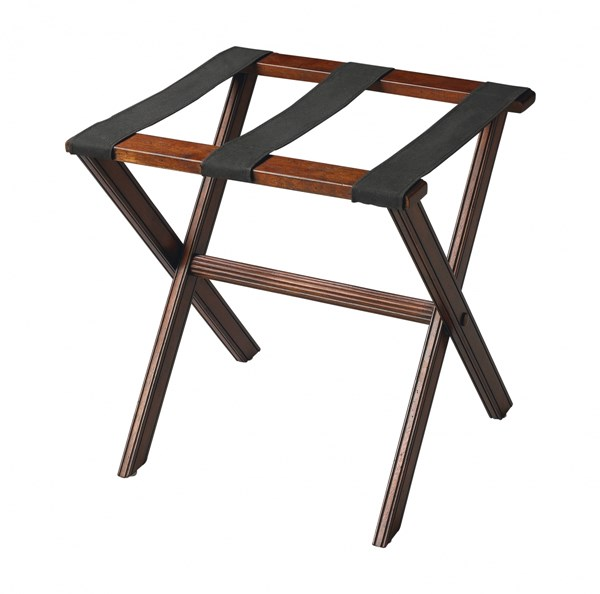 Butler Specialty Plantation Cherry Anthony Luggage Rack BSF-1222024