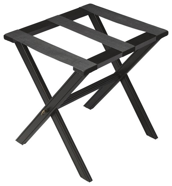 Butler Specialty Masterpiece Anthony Black Luggage Rack BSF-1222111