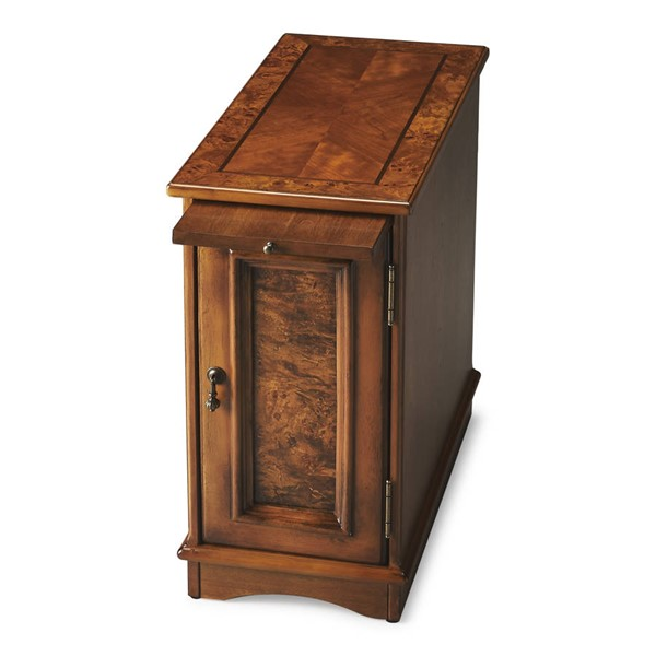Butler Specialty Masterpiece Harling Brown Chairside Chest BSF-1476101