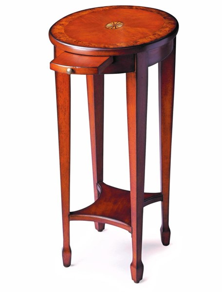 Butler Specialty Masterpiece Arielle Olive Ash Accent Table BSF-1483101
