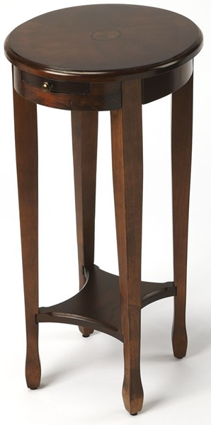 Butler Specialty Masterpiece Arielle Chesnut Accent Table BSF-1483108
