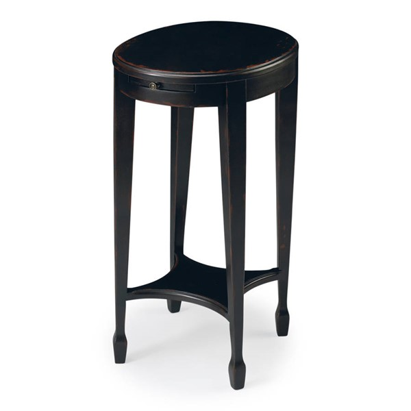 Butler Specialty Artists Originals Arielle Black Accent Table BSF-1483136