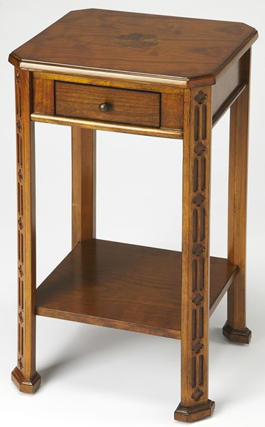 Butler Specialty Masterpiece Moyer Brown Accent Table BSF-1486101
