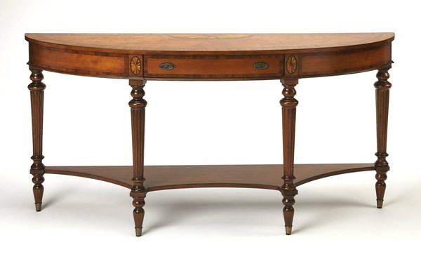 Butler Specialty Connoisseurs Demilune Console BSF-1510090