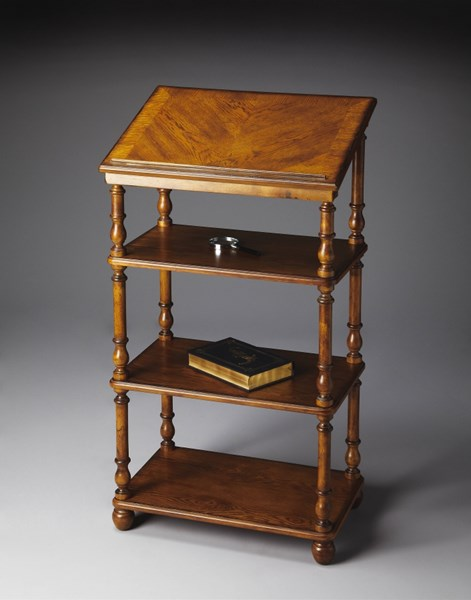 Masterpiece Alden Traditional Library Stands BSF-1512-RC-VAR