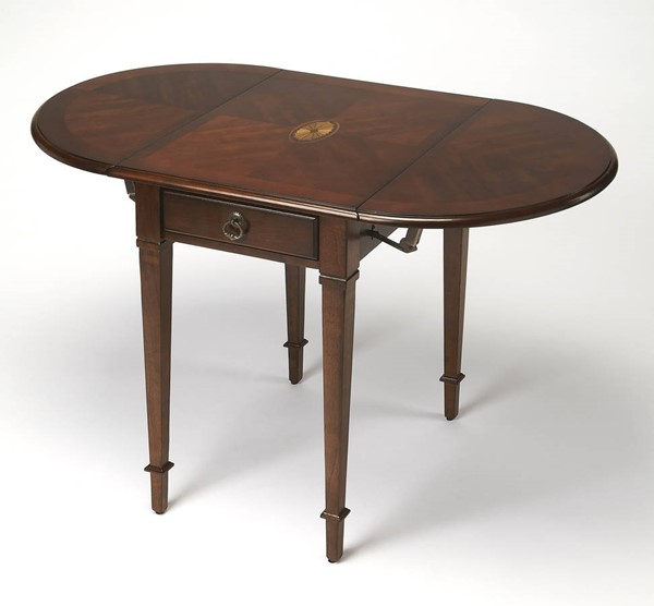 Butler Specialty Plantation Cherry Glenview Pembroke Table BSF-1576024