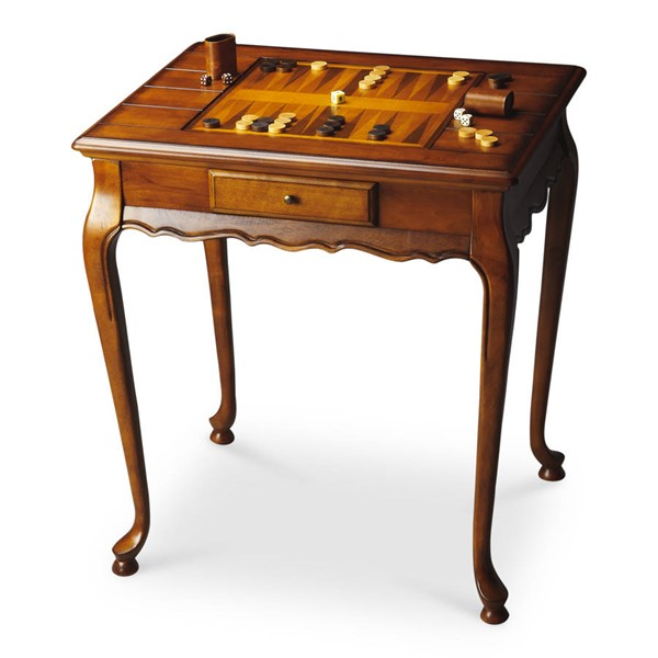Butler Specialty Masterpiece Bannockburn Brown Game Table BSF-1694101