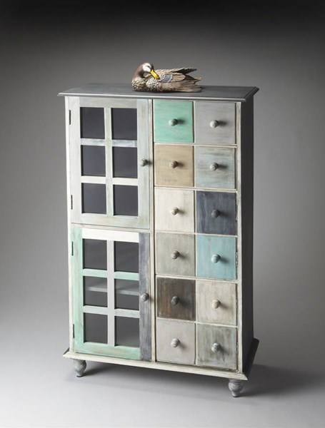 Artifacts Transitional Whimsical Abundant Storage Assort Accent Chest BSF-1781290