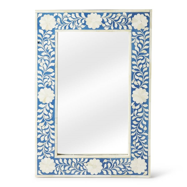 Butler Specialty Bone Inlay Olivia Wall Mirror BSF-1855070