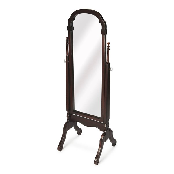 Butler Specialty Plantation Cherry Meredith Cheval Mirror BSF-1911024