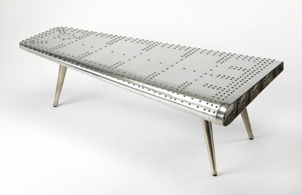 Butler Specialty Industrial Chic Midway Cocktail Table BSF-2061025