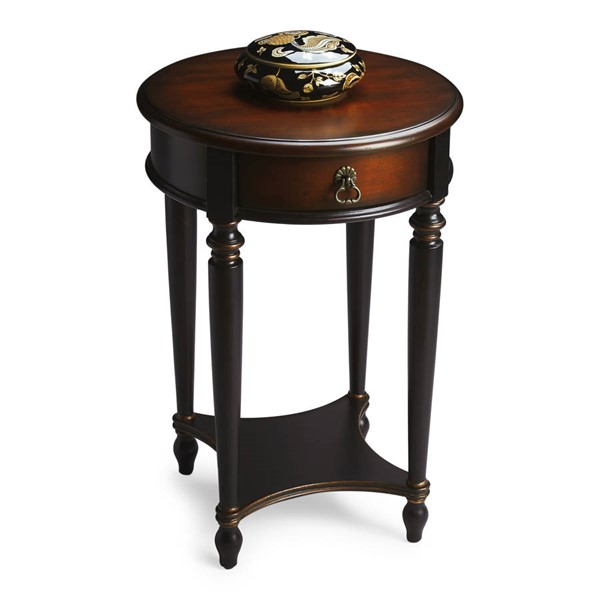 Butler Specialty Artists Originals Jules Cafe Noir Accent Table BSF-2096104