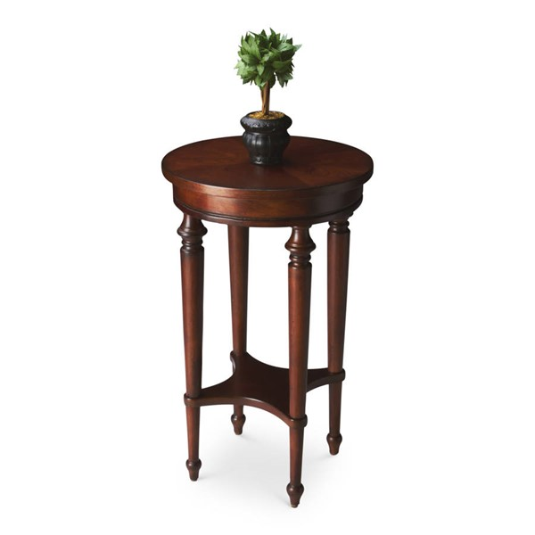 Butler Specialty Plantation Cherry Blackwell Accent Table BSF-2100024