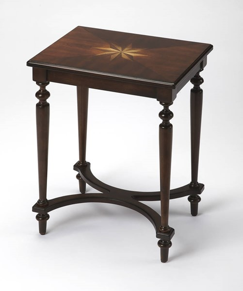 Butler Specialty Plantation Cherry Tyler Accent Table BSF-2116024