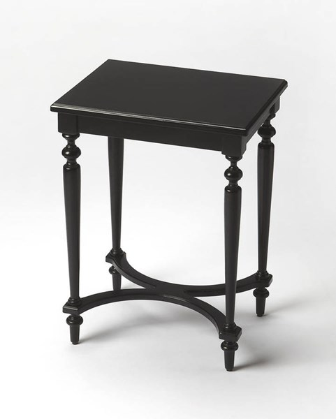 Masterpiece Tyler Rubberwood MDF Accent Tables BSF-2116-AT-VAR