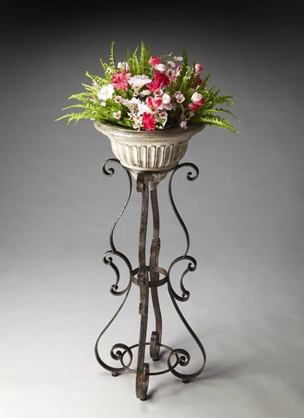 Metalworks Traditional Metal Stone Planter bsf-2349025