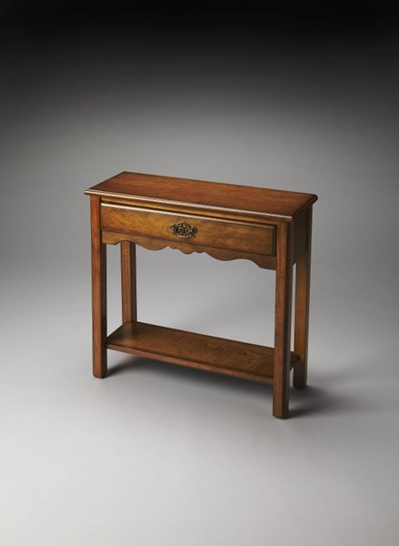 Masterpiece Olive Ash Burl Wood Console Tables bsf-2507-ST-VAR