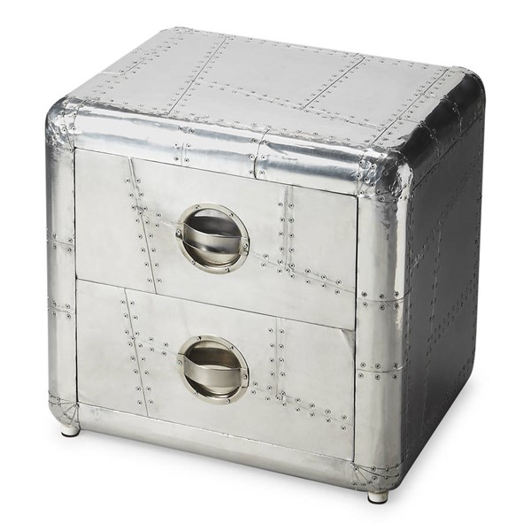 Butler Specialty Industrial Chic Midway Side Table BSF-2537025