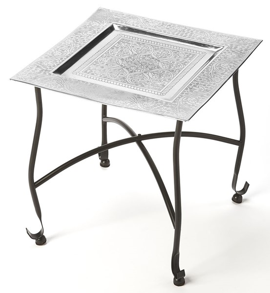 Butler Specialty Metalworks Moroccan Nest Base Tray Table BSF-2867025