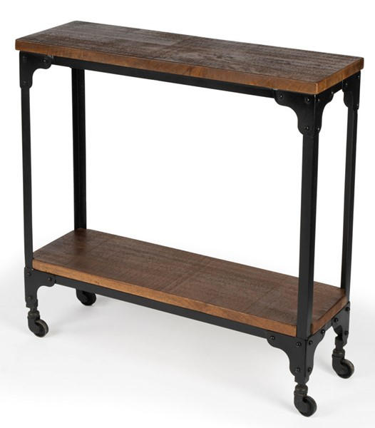 Butler Specialty Industrial Chic Rectangle Console Table BSF-2873120