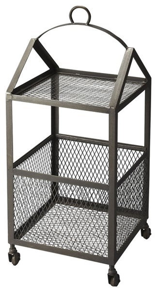 Butler Specialty Industrial Chic Chairside Table BSF-2880330
