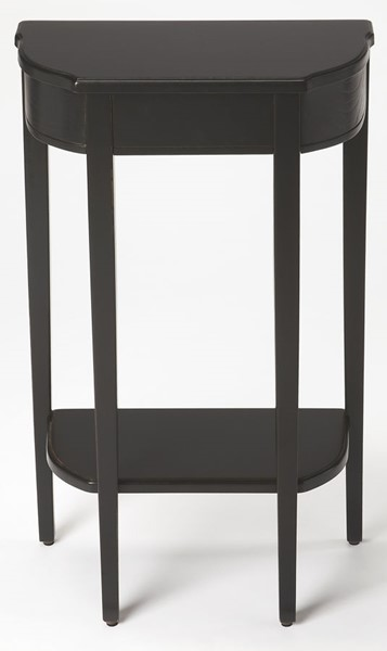 Butler Specialty Masterpiece Black Console Table BSF-3009111