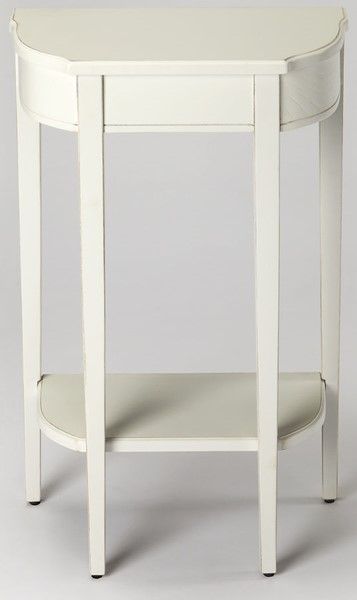 Butler Specialty Masterpiece White Console Table BSF-3009222