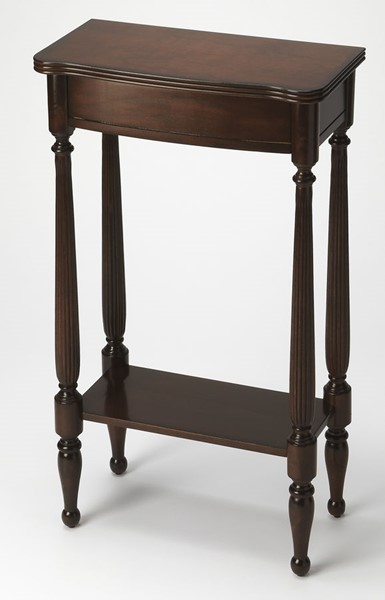 Butler Specialty Plantation Cherry Whitney Console Table BSF-3011024