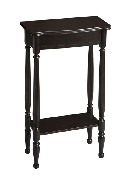 Butler Specialty Masterpiece Whitney Black Console Table BSF-3011234