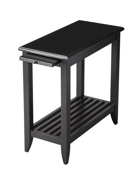 Butler Specialty Loft Irvine Black Chairside Table BSF-3025111