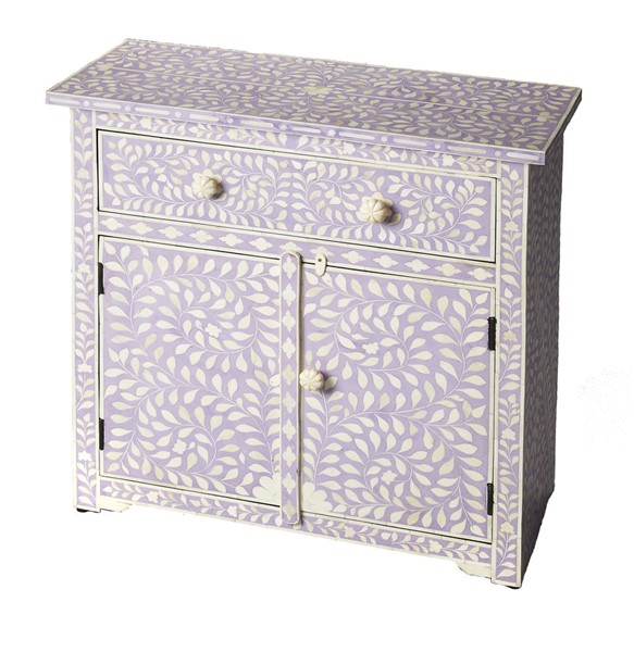Butler Specialty Bone Inlay Vivienne Console Chest BSF-3203070