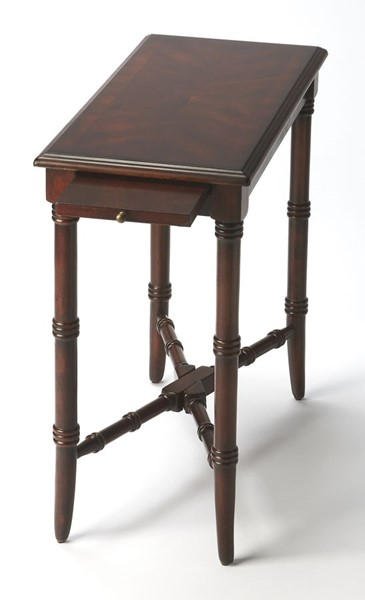 Butler Specialty Plantation Cherry Skilling Chairside Table BSF-3531024