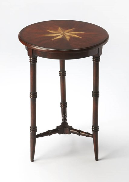 Butler Specialty Plantation Cherry Isla Accent Table BSF-3615024