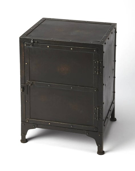 Butler Specialty Industrial Chic Owen Side Chest BSF-3642330