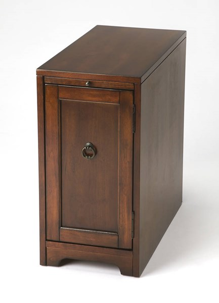 Butler Specialty Masterpiece Brown Chairside Chest BSF-3661011