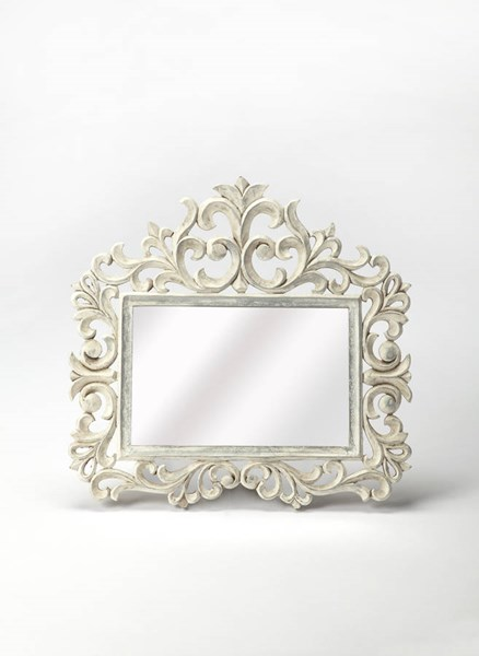 Butler Specialty Artifacts Rectangle Wall Mirror BSF-3681290