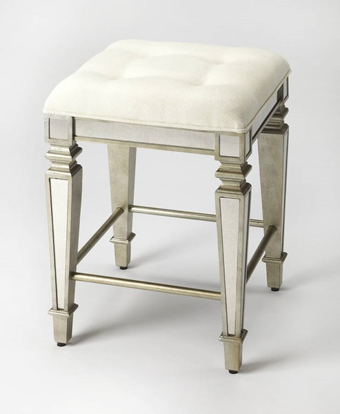 Butler Specialty Masterpiece Tufted Seat Counter Stool BSF-3751146