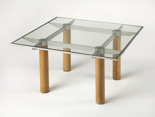Butler Specialty Loft Glass Top Cocktail Table BSF-3782140