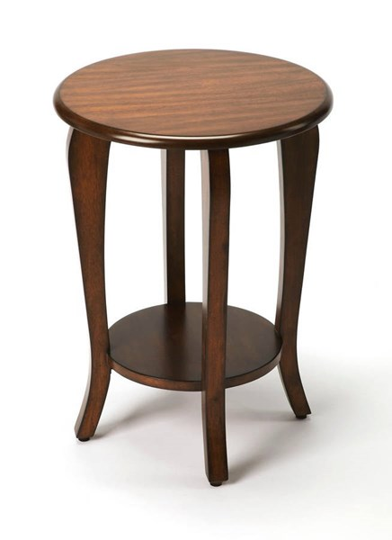 Butler Specialty Plantation Cherry Round End Table BSF-3813024