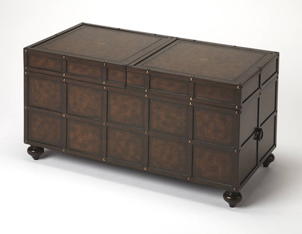 Butler Specialty Heritage Storage Coffee Table BSF-3857070