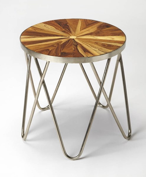 Butler Specialty Loft Wood Top End Table BSF-3890140
