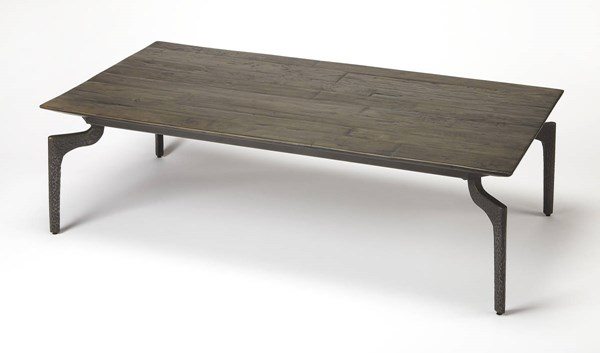 Butler Specialty Loft Charcoal Gray Cocktail Table BSF-3897140