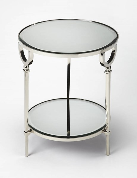 Butler Specialty Loft Silver End Table BSF-3940140