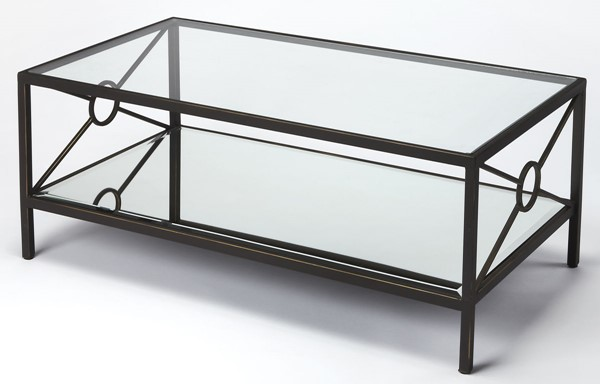 Butler Specialty Loft Rectangle Cocktail Table BSF-3943025