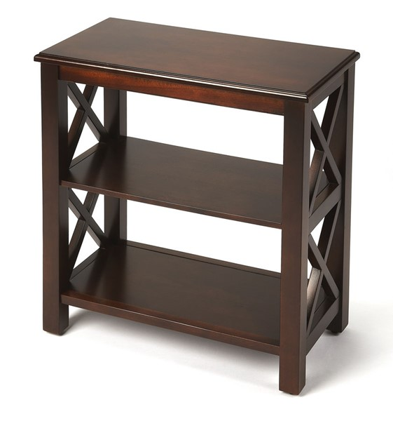 Butler Specialty Plantation Cherry Bookcase BSF-4105024