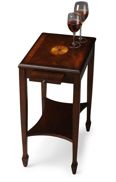 Butler Specialty Plantation Cherry Gilbert Side Table BSF-4107024
