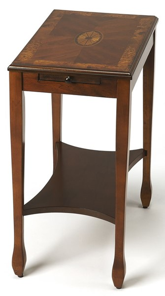 Butler Specialty Masterpiece Gilbert Brown Side Table BSF-4107101