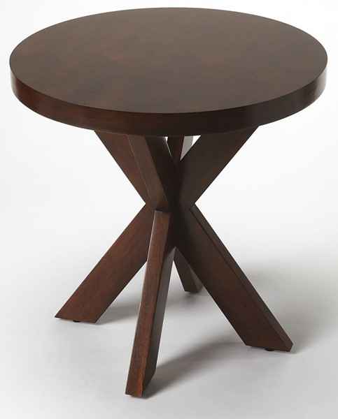 Butler Specialty Loft Round Accent Table BSF-4124117